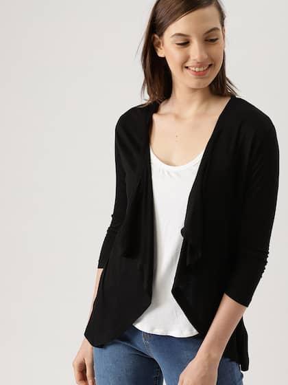 Shrugs - Buy Long Shrugs For Women Online - Myntra