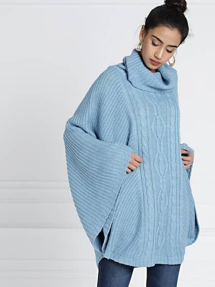 1e2ebf240 Poncho - Exclusive Poncho Online Store in India at Myntra