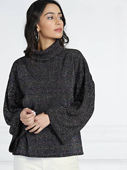 3e74823e05d2 Sweaters for Women - Buy Womens Sweaters Online - Myntra