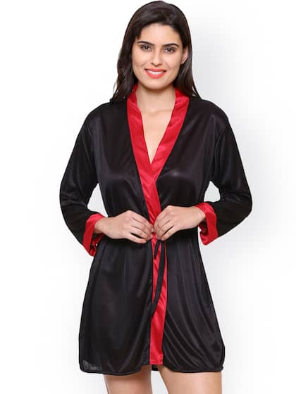 Women Nightwear Robe - Buy Women Nightwear Robe online in India c49a76e35