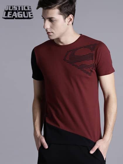 0b9efda02 Superman T-shirts Buy Superman T-shirt Online in India at Myntra