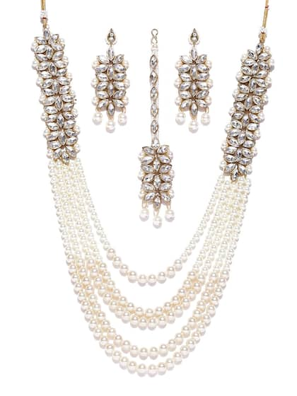 7b5d2d2efce Jewellery Set - Buy Jewellery Sets Online in India