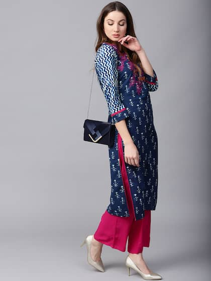 ed1ca4e523 Jaipur Kurti - Buy Jaipur Kurtis for Women Online at Myntra