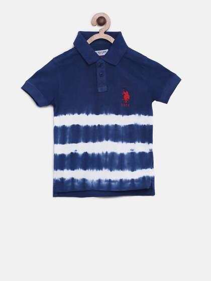 8eaf5c594d2 Boys U.S. Polo Assn Tshirts - Buy U.S. Polo Assn Tshirts for Boys ...