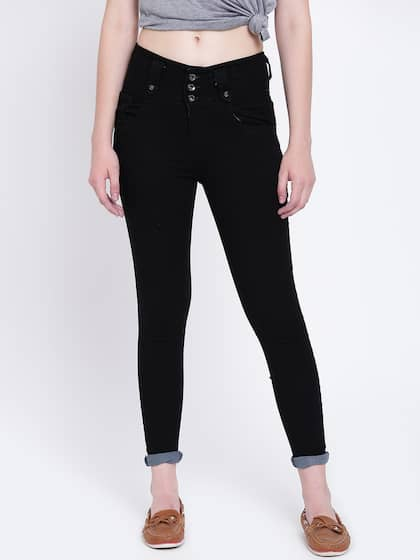 7f7cd74a981a6d Jeans for Women - Buy Womens Jeans Online in India | Myntra