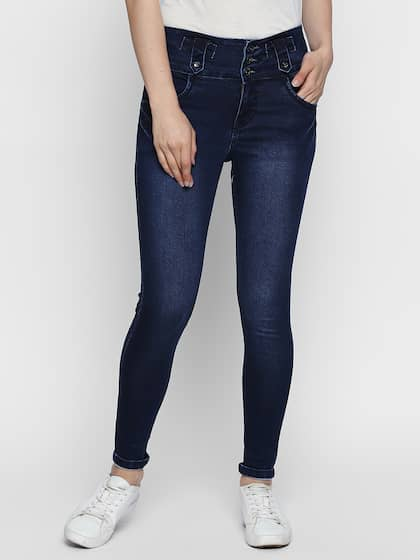 0973545bba909 High Waisted Jeans - Buy High Rise Jeans For Men   Women Online
