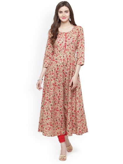 f1a58c7ac8 Ethnic Kurtas - Buy Ethnic Kurta Online in India at Myntra
