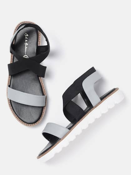 Ladies Sandals - Buy Women Sandals Online in India - Myntra d80e91ea3c99