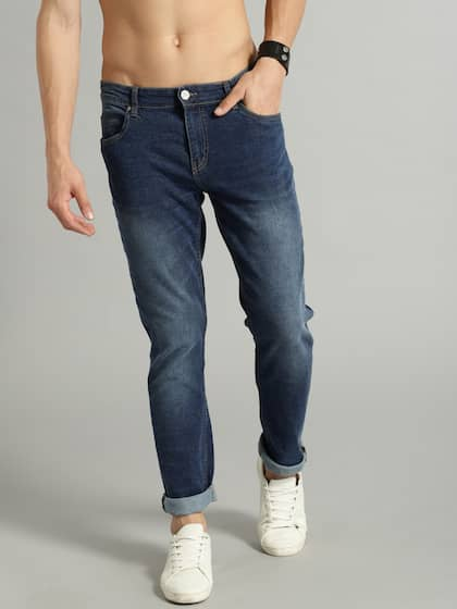 Men Jeans Buy Jeans For Men In India At Best Prices Myntra