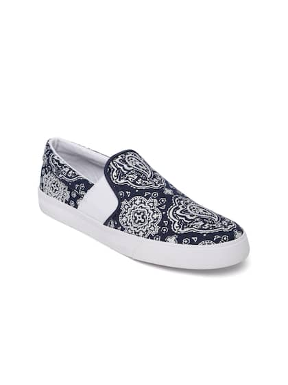 d97d9a7baad18 Tommy Hilfiger Canvas Shoes - Buy Tommy Hilfiger Canvas Shoes online ...