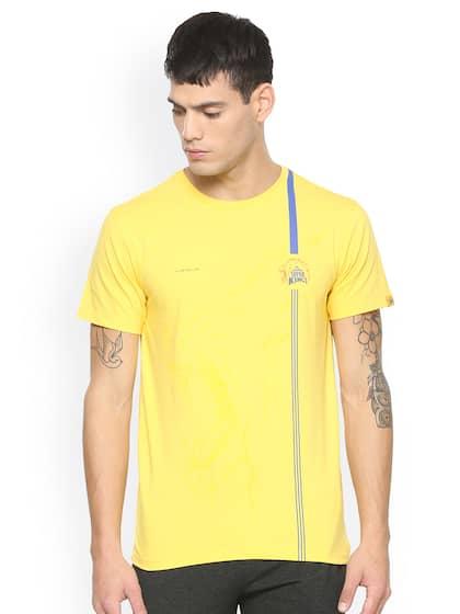 ef37081395c Chennai Super Kings Tshirts - Buy Chennai Super Kings Tshirts online ...