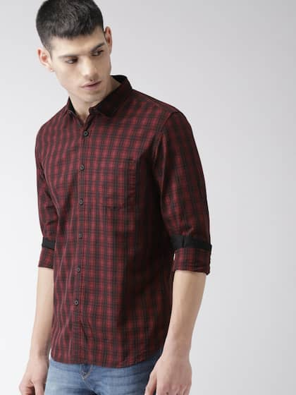 reputable site 75160 f778d Shirts - Buy Shirts for Men, Women & Kids Online in India ...