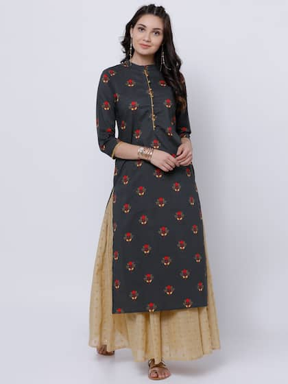 0d0ef18810d Kurtis Online - Buy Designer Kurtis & Suits for Women - Myntra