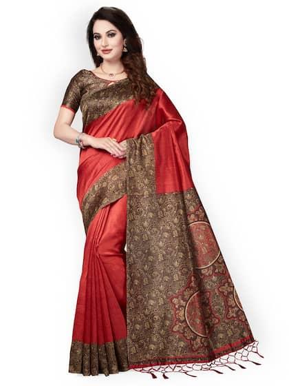 a3238fc2d21 Mysore Silk Saree - Buy Mysore Silk Sarees Online @ Best Price | Myntra