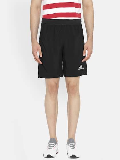 Adidas Knee Cap Shorts - Buy Adidas Knee Cap Shorts online in India 1188e7fc25d