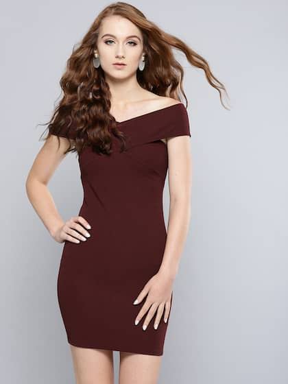 50258934660d45 Bodycon Dress - Buy Stylish Bodycon Dresses Online | Myntra