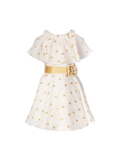 e729d4d128 Kids Party Dresses - Buy Partywear Dresses for Kids online | Myntra
