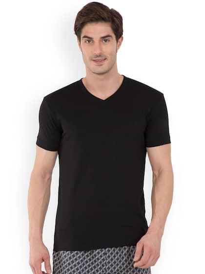 5c5d8aff23 V Neck T-shirt - Buy V Neck T-shirts Online in India