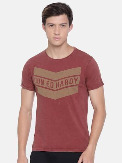 Ed Hardy - Buy Ed Hardy Apparels   Accessories Online   Myntra 03fdb9c566