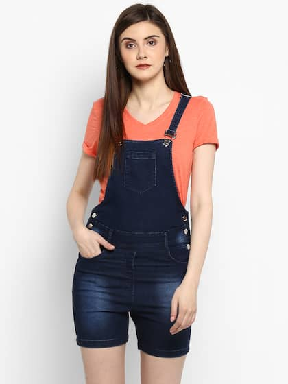 89e0c4345a Dungarees - Buy Dungarees Dress for Women Online - Myntra