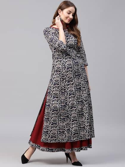 Salwar Suits Buy Designer Salwar Suit Online In India Myntra