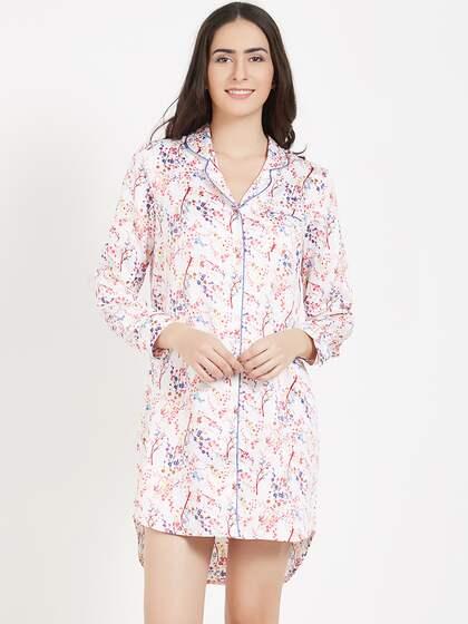 c3e9ee14 Prettysecrets Sleep Shirts - Buy Prettysecrets Sleep Shirts online ...