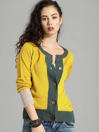 ed0abec3db4 Sweaters - Buy Sweater for Men, Women & Kids Online in India | Myntra