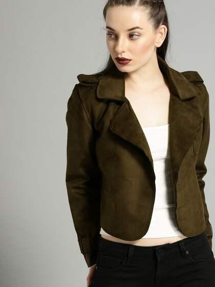 42301b3c138 Roadster. Women Solid Tailored Jacket