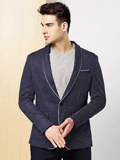 0cbc5264685 Blazers for Men - Buy Men Blazer Online in India at Best Price