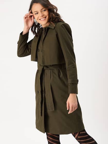 af0d960f553 Trench Coats - Buy Trench Coats online in India