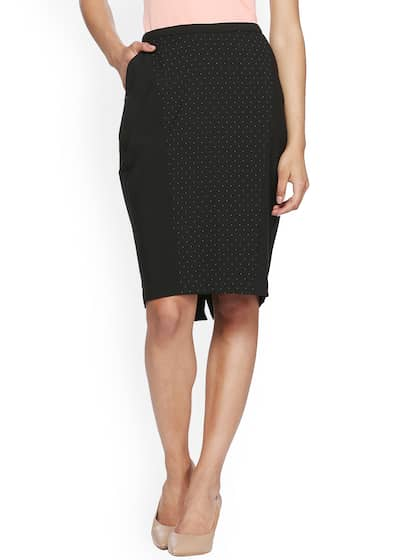 9368c3701a Formal Skirts - Buy Formal Skirts online in India