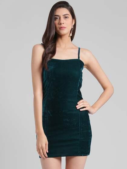 8a2611b72d3d Bodycon Dress - Buy Stylish Bodycon Dresses Online   Myntra