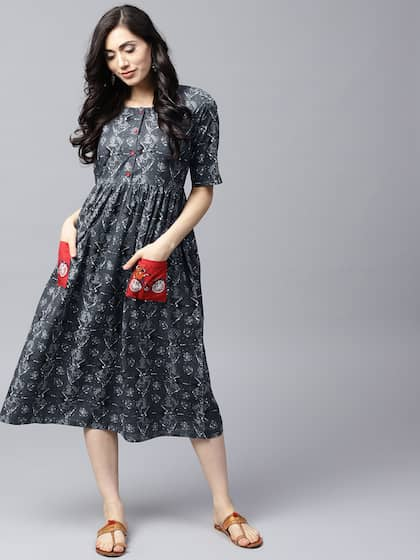 89c02a5f1c Skater Dress - Buy Latest Skater Dresses Online in India