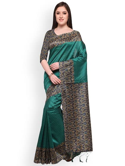 e8a934653af Mysore Silk Saree - Buy Mysore Silk Sarees Online   Best Price