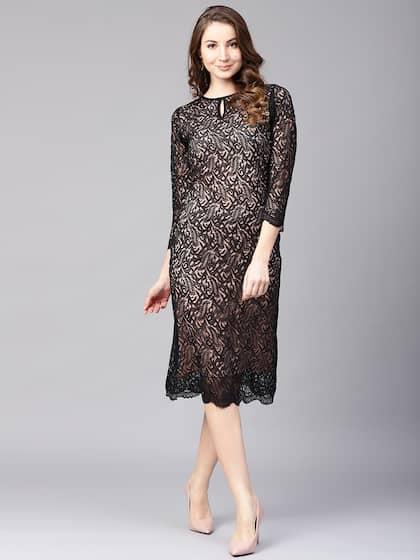 Lace Dress - Buy Lace Dresses for Women   girls Online 345b0b220