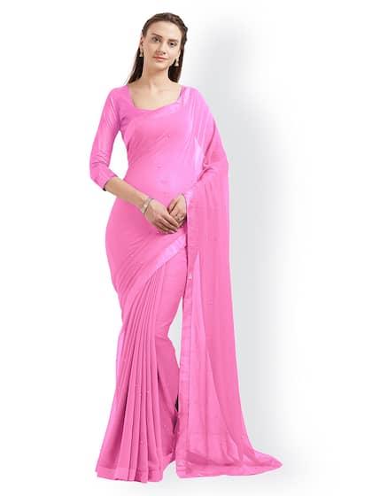 8c1c6c4f0 Chiffon Saree - Buy Elegant Chiffon Sarees online - Myntra