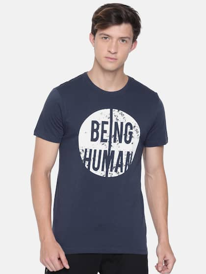 Buy Being Human T-Shirts Online For Men At Myntra e1370d4a2f1f