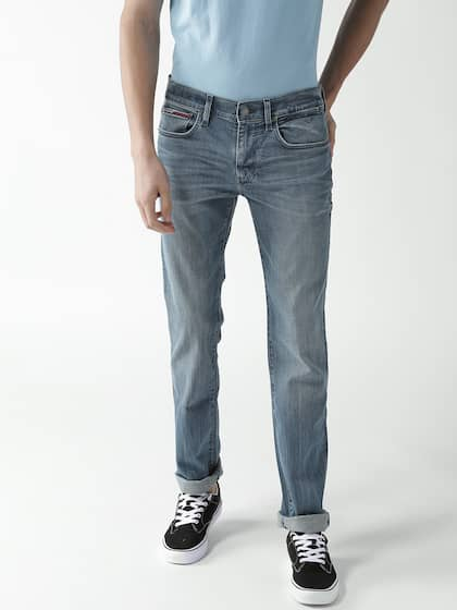 a7dce0cde Tommy Hilfiger Straight Fit Denim Jeans - Buy Tommy Hilfiger ...
