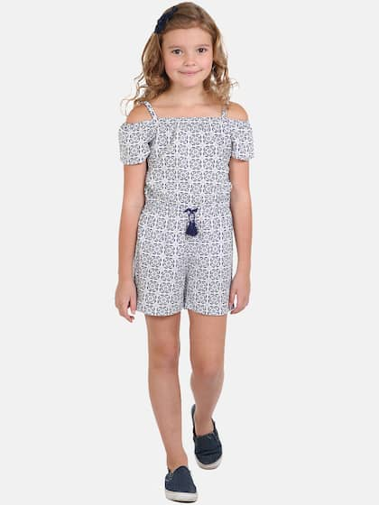 62b368bbac9 Jumpsuit For Girls- Buy Girls Jumpsuit online in India