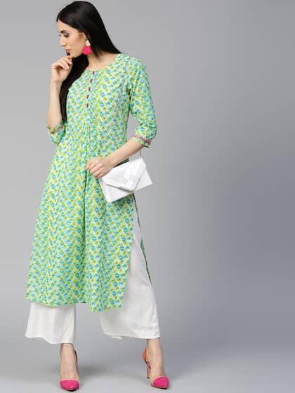 bdfbe6cf63a Jaipur Kurti - Buy Jaipur Kurtis for Women Online at Myntra
