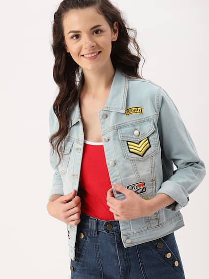 cc0e4966d63f3 Jackets for Women - Buy Casual Leather Jackets for Women Online