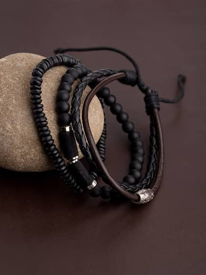 Mens Jewellery Buy Jewellery For Men Online Myntra