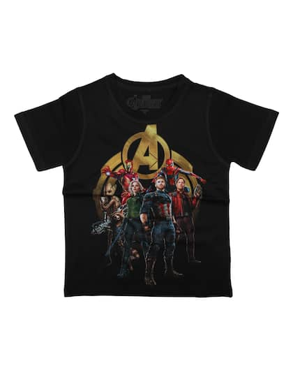 4a3040a2c7d9 Kids T shirts - Buy T shirts for Kids Online in India Myntra