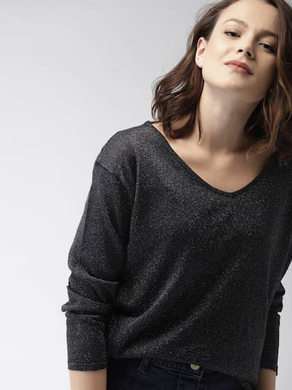 c0a8bcefb4e Sweaters for Women - Buy Womens Sweaters Online - Myntra
