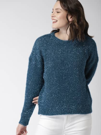f70e98d2d Sweaters for Women - Buy Womens Sweaters Online - Myntra