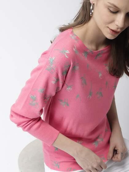 29794f25633 Sweaters for Women - Buy Womens Sweaters Online - Myntra