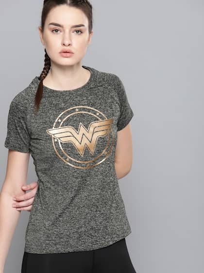 fa53e61efb Justice League T-shirt - Buy Justice League T-shirts Online | Myntra