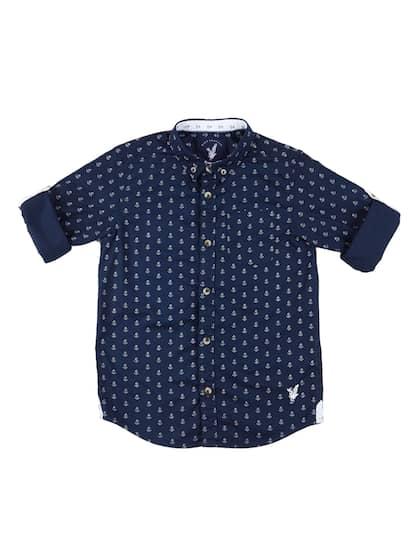 011fb0b66249 Boys Shirts- Buy Shirts for Boys online in India