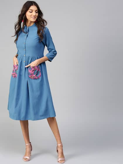 e40d4d9fe7 Dresses - Buy Western Dresses for Women & Girls | Myntra