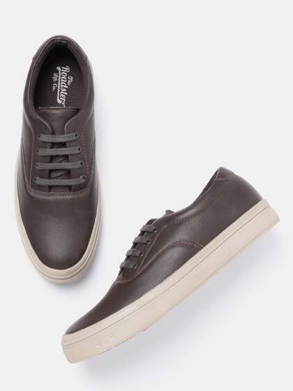 8408a42c169 Roadster Coffee Brown Shoes - Buy Roadster Coffee Brown Shoes online ...